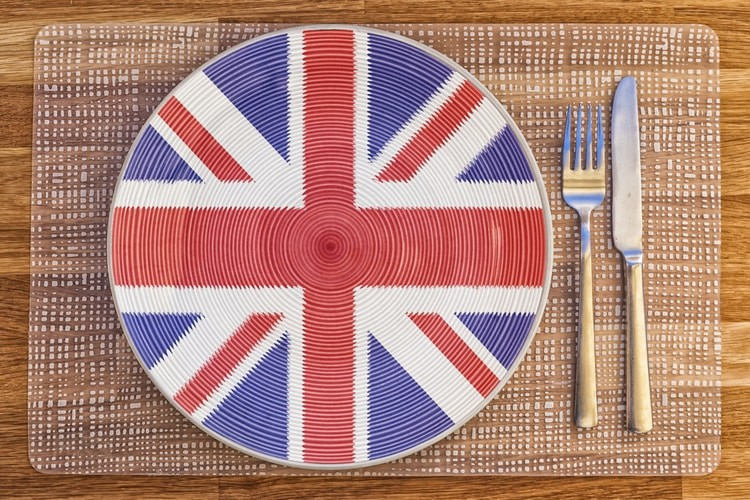 What is British Food?